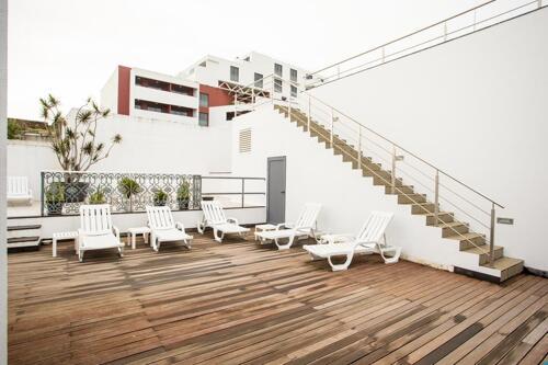Foto de los servicios de Antillia Hotel Apartamento