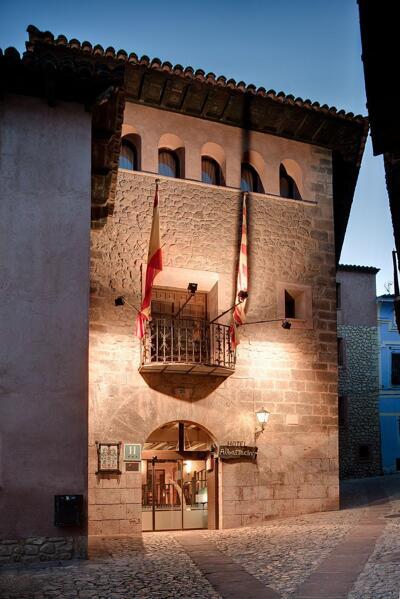 Foto del exterior de Hotel Albarracin