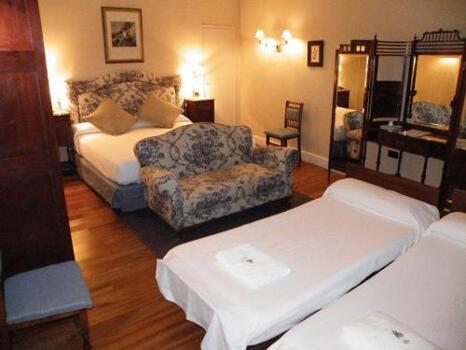Foto de una habitación de Hotel Casa de Tepa