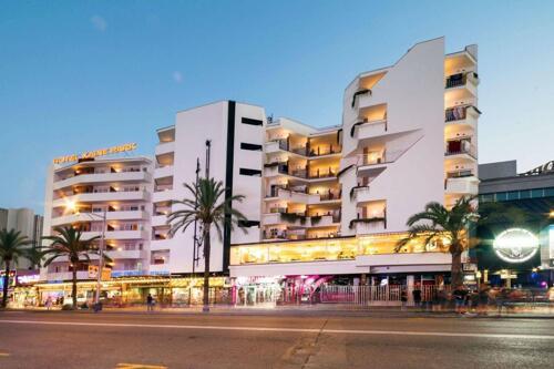Foto del exterior de Hotel Xaine Park