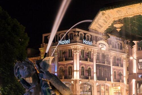 Außenansicht - Hotel Internacional Design