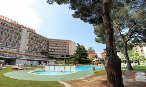 """Foto del exterior de """"Hotel Samba"""""""