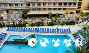"Ausstattung - ""Hotel Aquarium & Spa"""