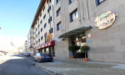Foto del exterior de Hotel & Spa Real Jaca