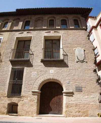 Foto del exterior de Apartamentos Casa Palacios De Los Sitios