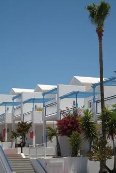 Foto del exterior de Apartamentos Atlantis Las Lomas