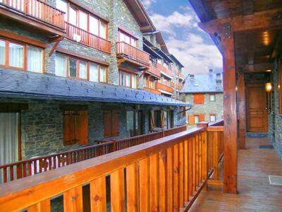 Foto del exterior de Apartamentos Ona Club Dorada El Tarter