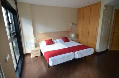 Außenansicht - Aparthotel Valencia Rental
