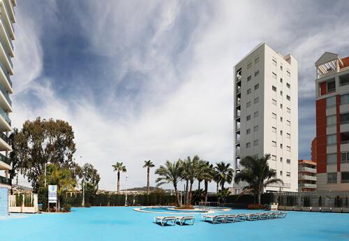 Foto degli esterni Apartamentos Larimar