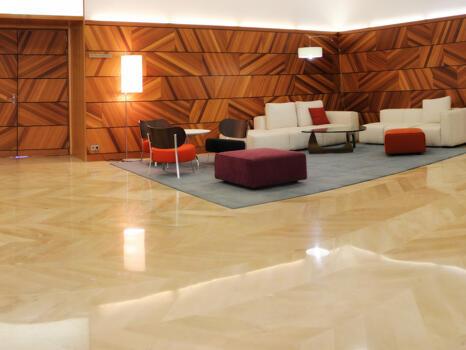Foto de las zonas nobles de Hotel Reina Petronila