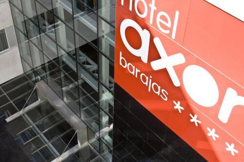 Foto del exterior de Hotel Axor Barajas
