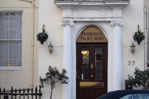 Foto del exterior de Hotel Pembridge Palace
