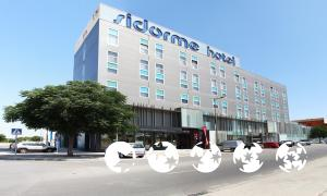 """Extérieur de l'hôtel - """"Hotel Sidorme Granada"""""""