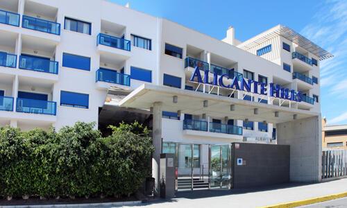 Foto del exterior de Alicante Hills