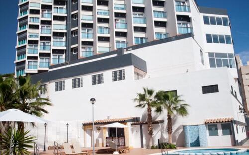 Foto del exterior de Hotel Familia Gallo Rojo (antes Gran Hotel Campello)