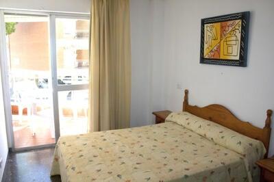 Foto de una habitación de Sol De España Apartamentos