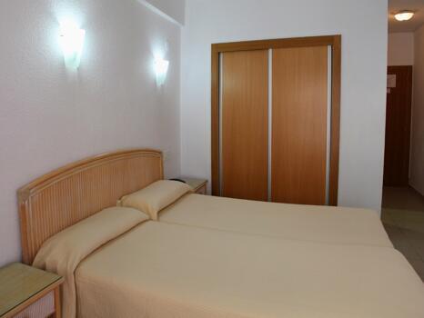 Foto de una habitación de Hotel Porto