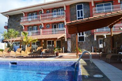 Foto de los servicios de Hotel La Aldea Suites