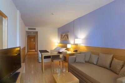 Foto di una camera da Hotel Tabaiba Princess