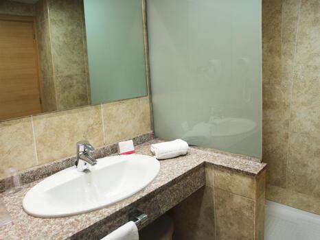 Foto del baño de Hotel Bag
