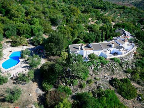 Foto del exterior de Complejo Casas Rurales Los Algarrobales