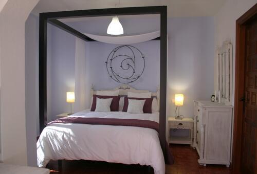 Foto de una habitación de Complejo Casas Rurales Los Algarrobales