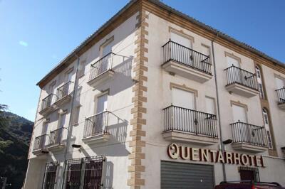 Foto do exterior - Hotel Quentar
