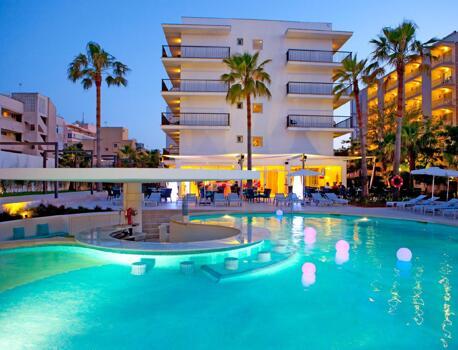 Foto del exterior de Hotel Js Palma Stay
