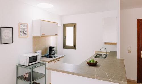 Foto de una habitación de Lemar Apartments
