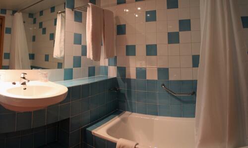 Casa de banho - Alpinus Algarve Hotel