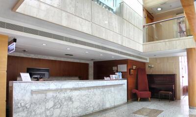 Foto de las zonas nobles de Hotel Torreluz Senior