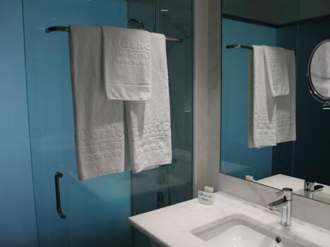 Casa de banho - Aquashow Park Hotel