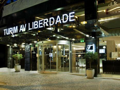 Foto degli esterni Turim Av Liberdade Hotel