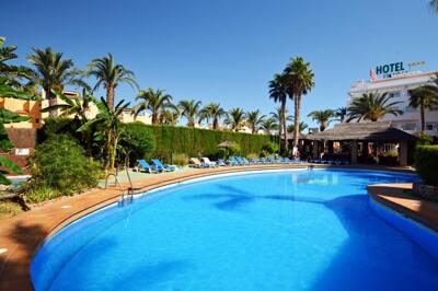 Ausstattung - Hotel Mexico