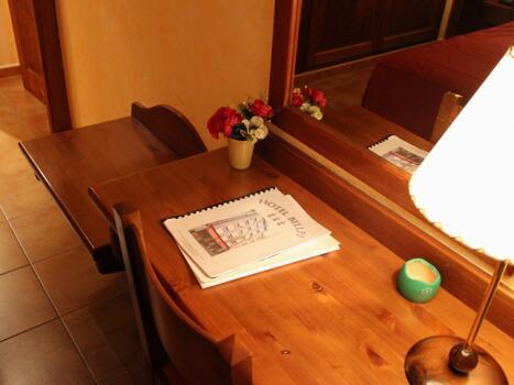Foto de una habitación de Hotel Bellpí