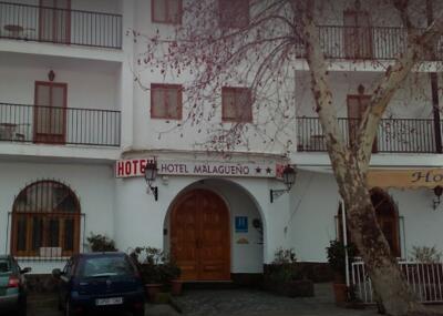 Foto geral - HOTEL NUEVO MALAGUEÑO