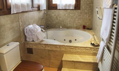 Foto del baño de Hotel Selba d'Ansils