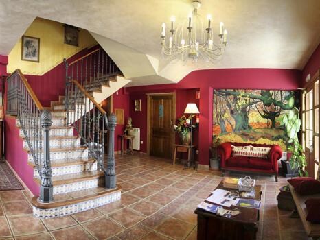 Foto de las zonas nobles de Hotel Selba d'Ansils