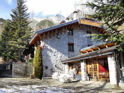 Foto del exterior de Hotel Vallibierna
