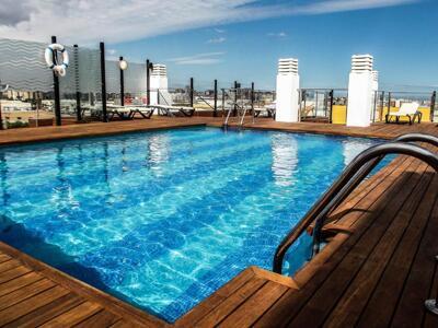 Foto de los servicios de Hotel Málaga Nostrum