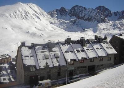 Foto del exterior de Apartamentos Solaris