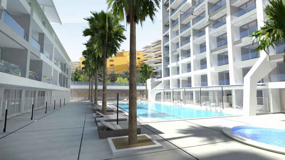 Hotel innside by melia palma bosque palma de majorque for Hotel innside
