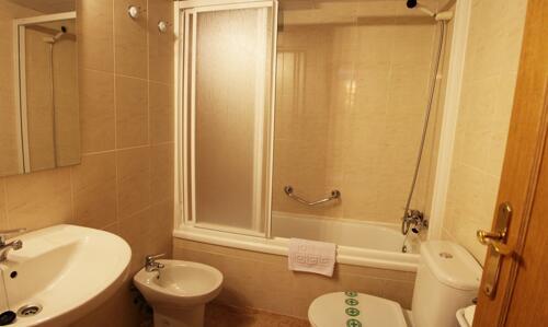 Casa de banho - Apartamentos Los Juncos