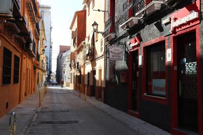 Foto del exterior de Hotel Fontanella Denia