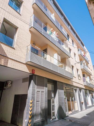 Foto del exterior de Apartamentos AR Niu D'or