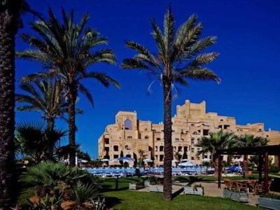 Foto do exterior - Hotel Isla Canela Park