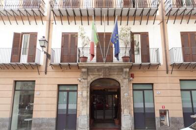 Foto del exterior de Hotel Palazzo Sitano