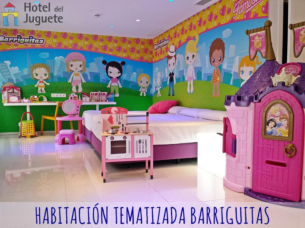 Hotel del juguete ibi - Habitaciones de juguetes ...