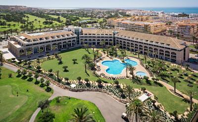 Foto del exterior de Hotel AR Golf Almerimar