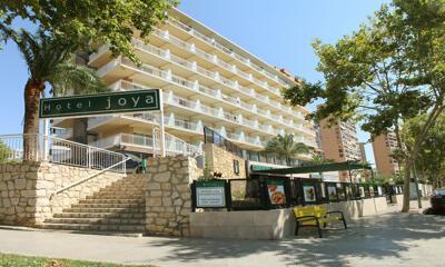 Foto degli esterni Hotel Joya